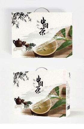 中國風茶葉包裝盒設計