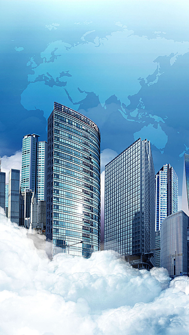 商务 科技 海报 企业文化 城市 建筑 h5背景 h5 h5 科技感 科技风 高图片