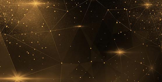 黑金科技星空背景