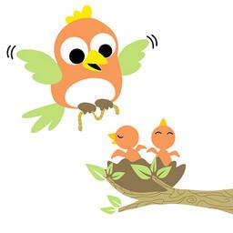 小清新文艺绿色树叶花朵简洁背景图片背景素材免费下载 图片编号 搜图123 Soutu123 Com
