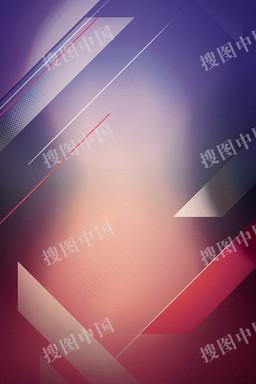 商务科技线条彩色梦幻海报背景素材