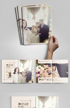 婚纱画册设计