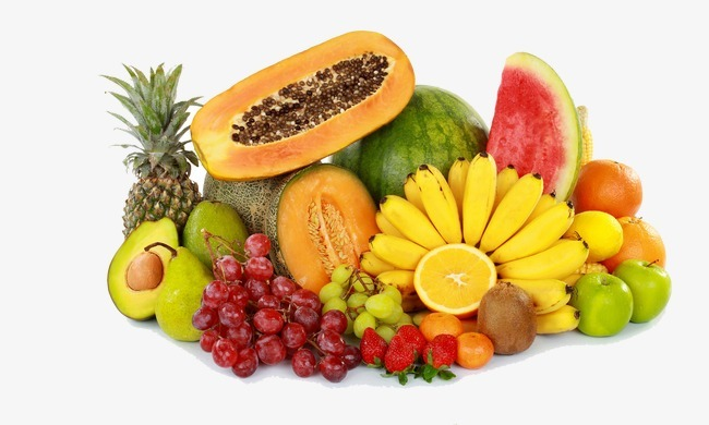 水果蔬菜组合