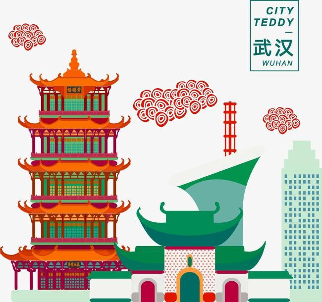 武汉著名景观