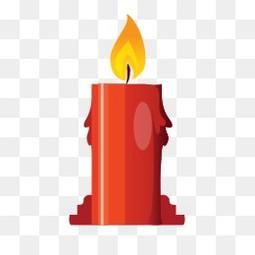 圣诞蜡烛图标