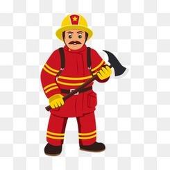 消防栓 消防人员
