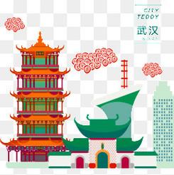 武漢著名景觀