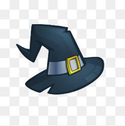 万圣节魔法帽