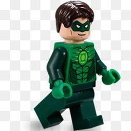 乐高绿色灯笼lego-figure-icons