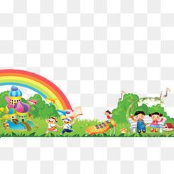 幼儿园卡通