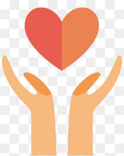 双手托起爱心图片_双手-设计元素_免费PNG图片素材库soutu123.com,0-2-0-78