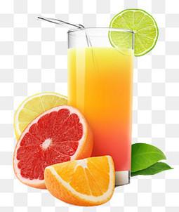 夏日饮品果汁