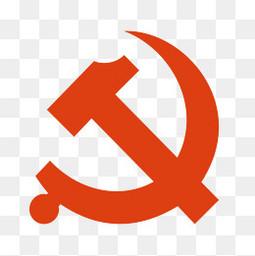 矢量红色党徽