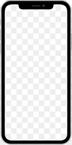 iphoneX原型圖