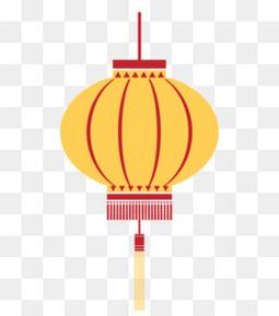 卡通中国风灯笼设计