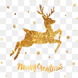 圣诞金鹿免费下载