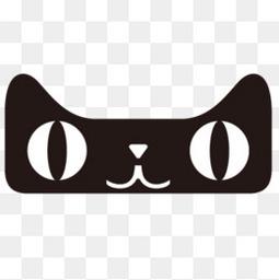 卡通天猫头像设计