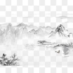 古風山水畫