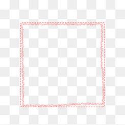 边框卡通手绘相框素材