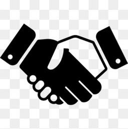 协议业务合同交易问候握手伙伴关系商业和金融