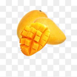 芒果切成图