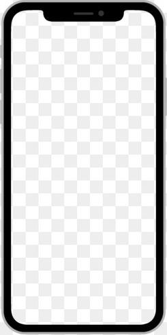 iPhoneX原型素材图