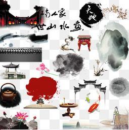 中國風元素